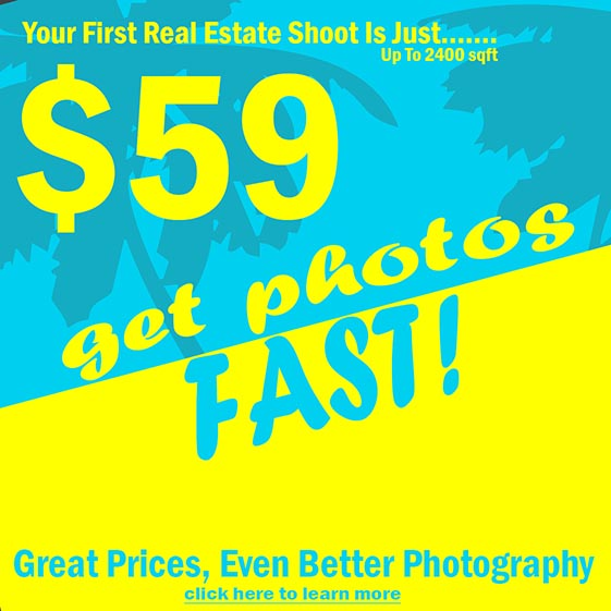 Real Estate Photography Services & Pricing For Baltimore, MD | $59 First Shoot